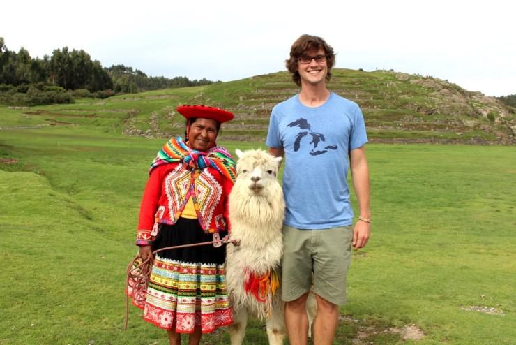 1874 Cusco Saksaywaman Peru