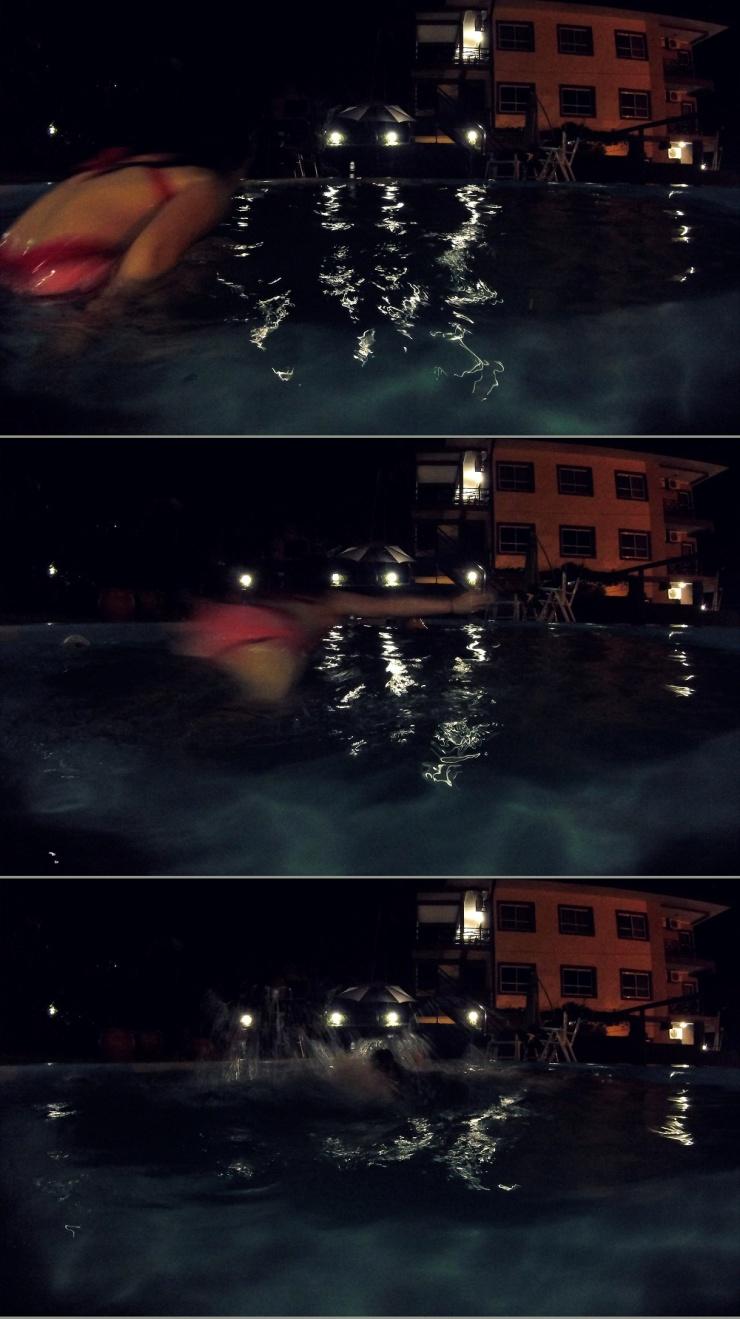 2629 Puerto Iguazu Argentina hotel pool attack